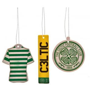 Official Celtic FC Car Air Freshener