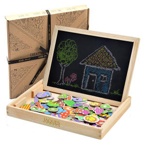 Wooden Magnetic Art Board