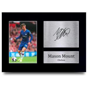 Signed Autograph Picture - Chelsea Fans