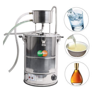 Automatic Heating Alcohol Distiller