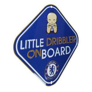 Chelsea FC Car Little Dribbler Sign