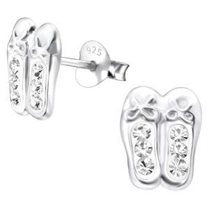 Ballet Shoe Earrings