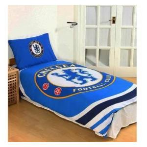 Chelsea FC Single Duvet Cover Set