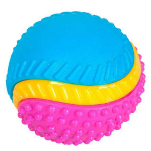 Beef Scented Rubber Ball