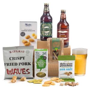 Beer & Nibbles Gift Hamper