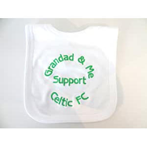 Personalised Celtic FC Bib