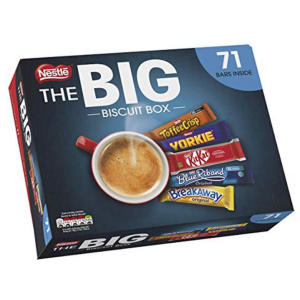 Nestlé The Big Biscuit Box