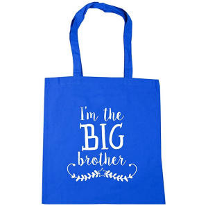 I'm the Big Brother Shopping Bag