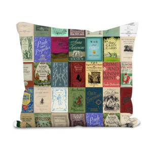 Book Covers Cushion Covers