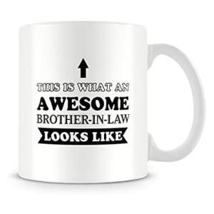 Funny Mug - Awesome Brother-in-Law