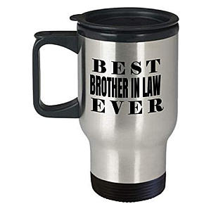 Brother in Law Travel Mug