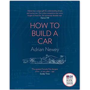 Adrian Newey Autobiography