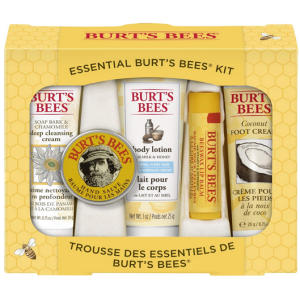 Burt's Bees Essential Beauty Set