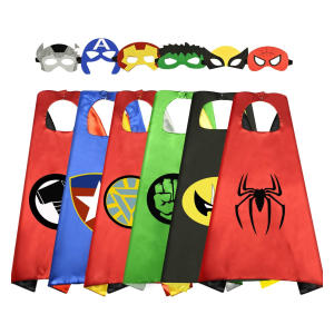 Super Hero Cartoon Capes