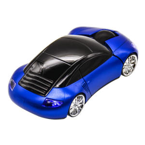 Sport Car Wireless Mouse