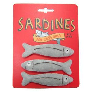 Meow Sardine Catnip Toy