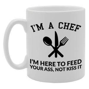 I'm a Chef Mug