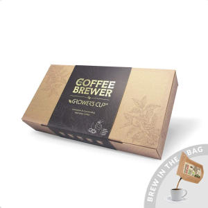 10pcs Single Estate Coffeebrewers Assortment Gift Box