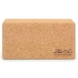 Cork Yoga Block Standard
