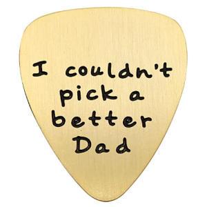 Dad Guitar Pick
