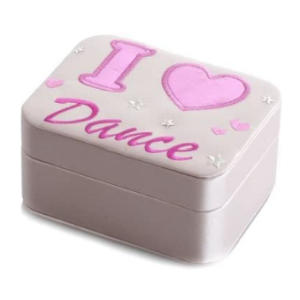 I Love Dance Jewellery Box