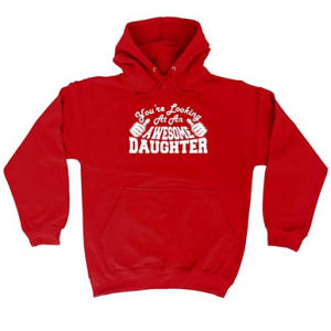 Awesome Daughter Hoodie