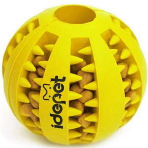 Nontoxic Bite Resistant Ball
