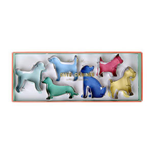 Dog Lovers Cookie Cutter Set