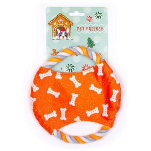 Tri-coastal Toy Frisbee