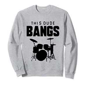 Drummer Sweatshirt