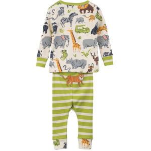 Baby Girls' Organic Pyjama Set