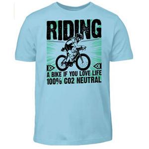 100% CO2 Neutral - Children's T-shirt