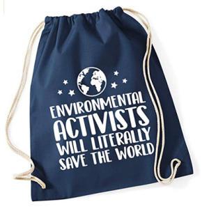 Environmental Activists Quote Bag