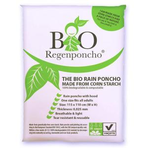Eco-Friendly Rain Poncho