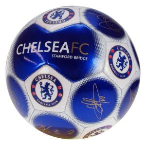 Chelsea New Signature Crest Football