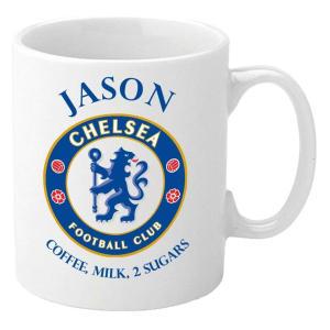 Chelsea F.C. Mug - Personalised