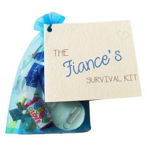 Fiance Novelty Survival Kit