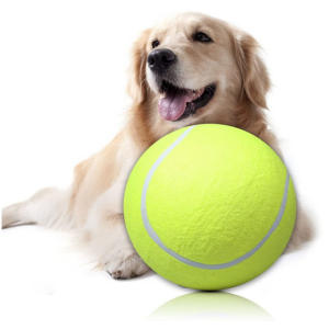 Giant Dog Tennis Ball