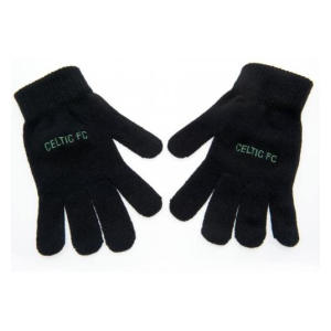 Celtic FC Knitted Gloves