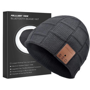 Bluetooth Beanie Hat Headphones