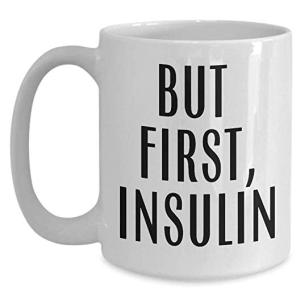 But First Insulin Mug