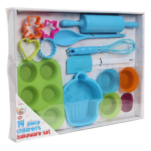 Childrens 14 Piece Baking Kit