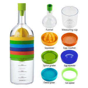 Multipurpose Bottle 8 In 1