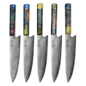 Japanese Chefs Kitchen Knife