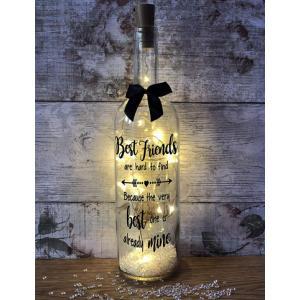 Light Up Wine Bottle Gift