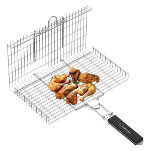 Large BBQ Grill Basket