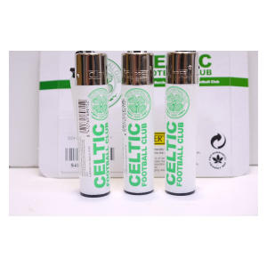 Celtic Fc Clipper Lighters
