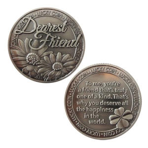 Sentimental Good Luck Coin