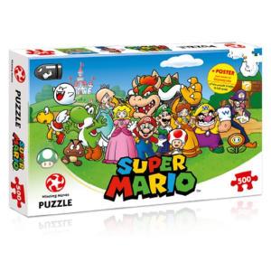 Mario Jigsaw Puzzle