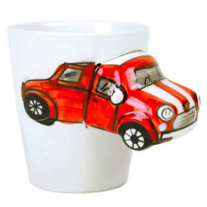 Mini Cooper Coffee Mug